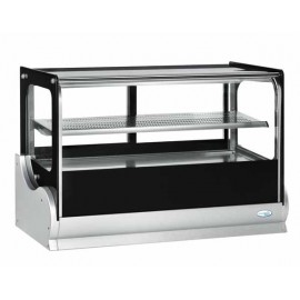 Interlevin A540V 1.2m Flat Glass Counter Top Display