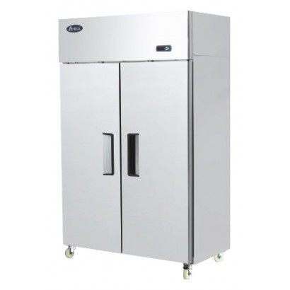 Atosa MBF8125 Top Mounted Double Door Freezer