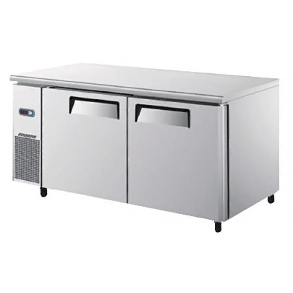 Atosa YPF9027 Double Door Undercounter Freezer