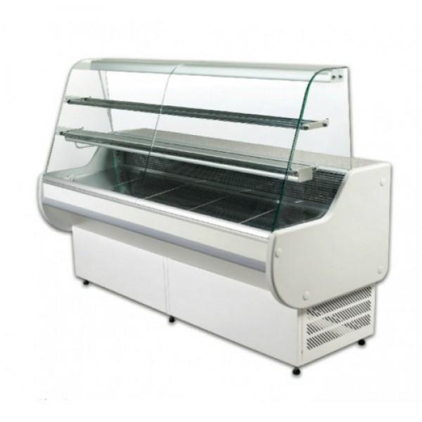 Astrella AST100SL Two Shelf Slim Serve Over Counter