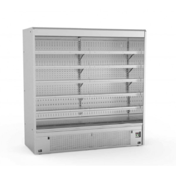Kool Atlantic-937-STS 1m Multideck Display Chiller Stainless Steel