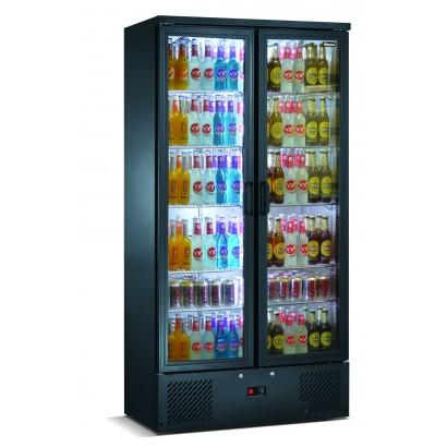 Blizzard BAR20 Double Door Upright Bottle Cooler