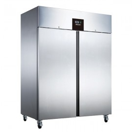 Blizzard BR2SS 1300ltr Double Door Storage Fridge