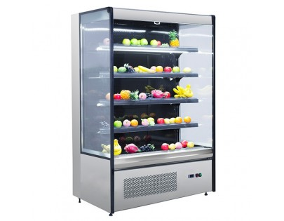 Blizzard BTD130 1.3m Stainless Steel Slimline Multideck Display Chiller