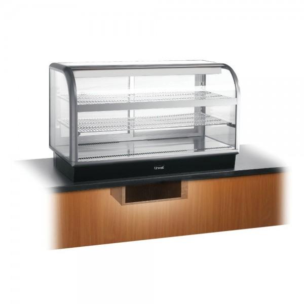 Lincat Seal 650 C6R/125U 1.25m Counter Top Display Fridge