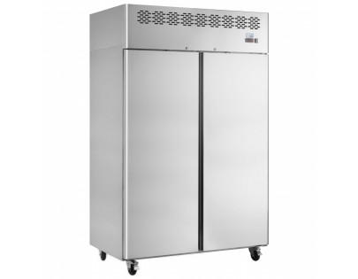 INTERLEVIN CAF900 Double Door Storage Freezer
