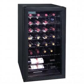 Polar CE203 28 Bottle Under Counter Wine Fridge