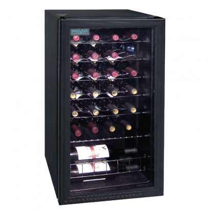Polar CE203 28 Bottle Under Counter Wine Fridge