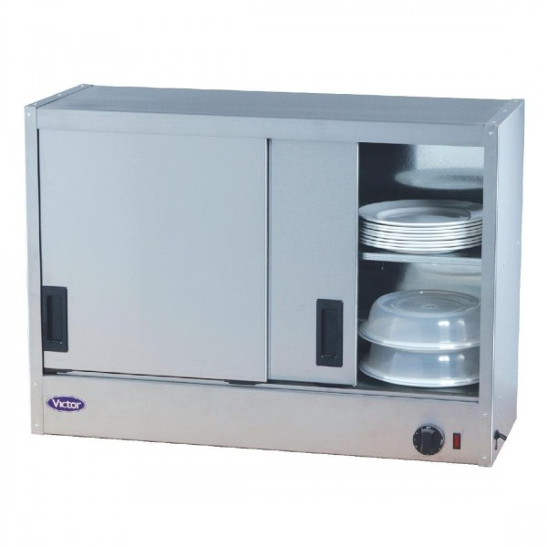 Victor CE943 0.9m Wall Mountable Hot Cupboard