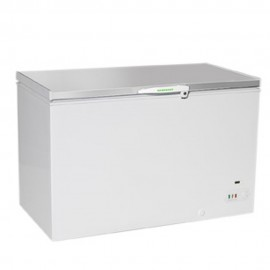Genfrost CF1300S 375ltr Chest Freezer with Stainless Steel Lid