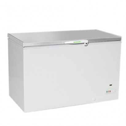 Genfrost CF1000S 290ltr Chest Freezer with Stainless Steel Lid