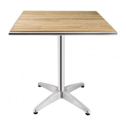 Bolero CG835 Square Ash Top Table