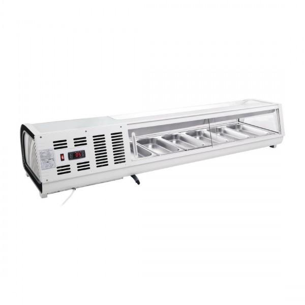 Polar CP728 G-Series Counter Top Tapas Display Fridge