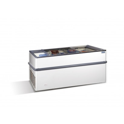 Crystal Crystallite 15 600 Litre Island Display Freezer