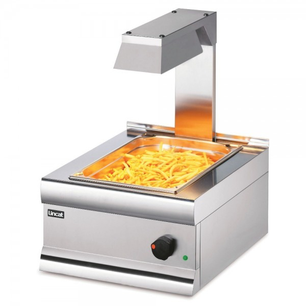 Lincat Silverlink CS4/G 0.5m Electric Chip Scuttle with Gantry