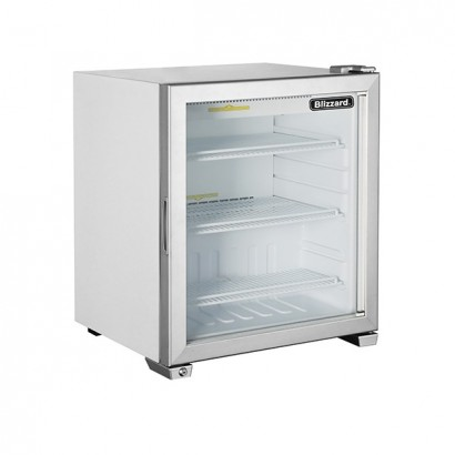 Blizzard CTF99  Counter Top Display Freezer