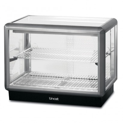 Lincat 500 D5H/75B  0.75m Back Service Counter Top Heated Display
