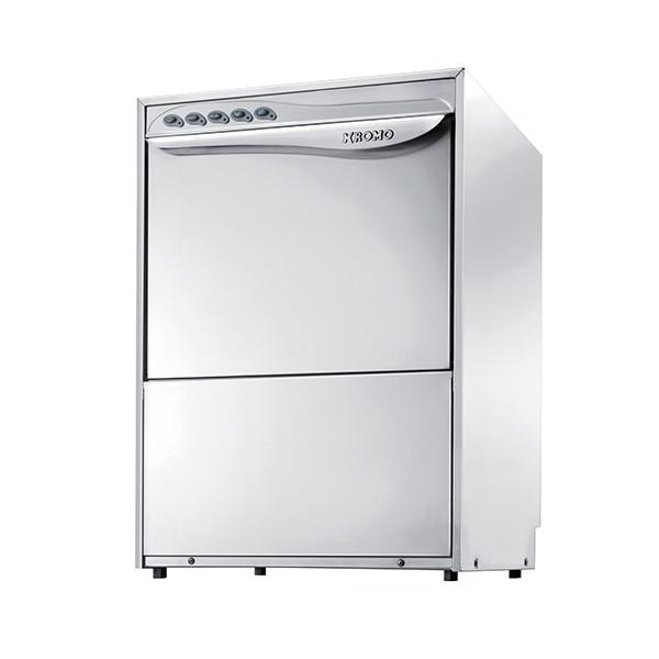 Kromo Dupla 50BT 18 Plate Commercial Dishwasher