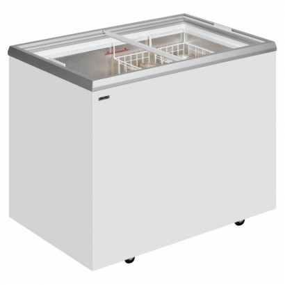 Derby EK36ST Display Chest Freezer