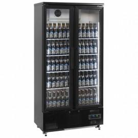 Elstar EM500H Double Door Upright Bottle Cooler