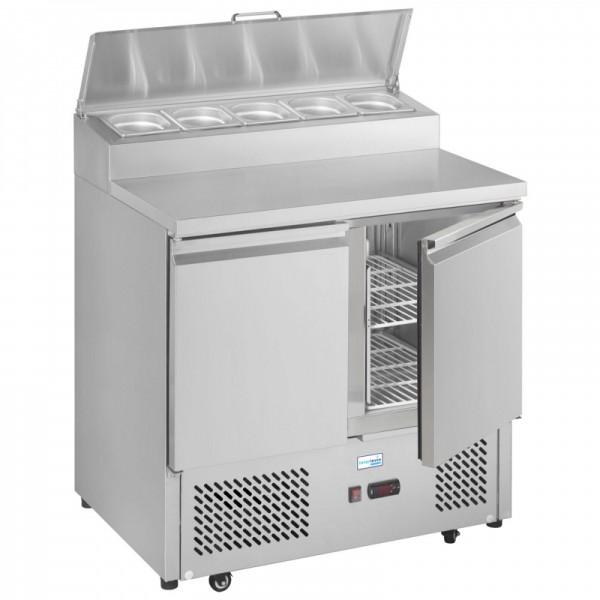 Interlevin ESS900 0.9m Gastronorm Preparation Counter