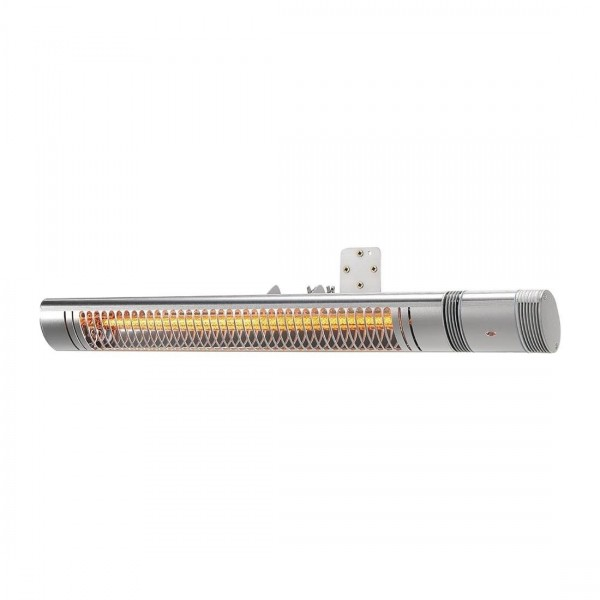 Shadow FP792 2 ULG + Patio Heater Silver 2kW