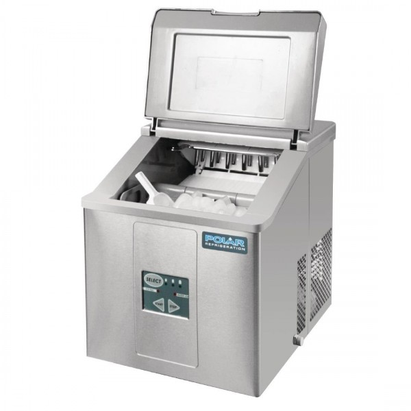 Polar 17kg Manual Fill Counter Top Ice Maker