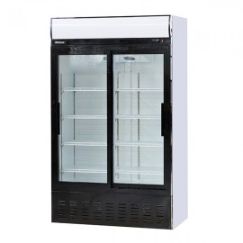 Blizzard GD630SL Double Sliding Door Display Chiller