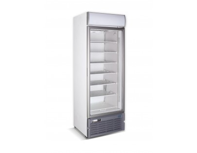 Crystal GDS400 416ltr Single Glass Door Display Freezer