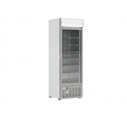 Crystal GDS400 416ltr Single Glass Door Display Freezer