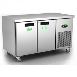 Genfrost GEN2100H 2 Door Refrigerated Counter