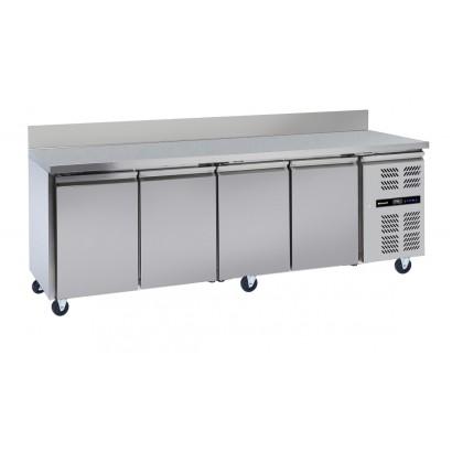 Blizzard LBC4 553ltr 4 Door Gastronorm Counter Freezer