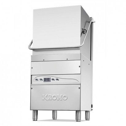 Kromo 110BT 1PH 18 Plate Hood Dishwasher