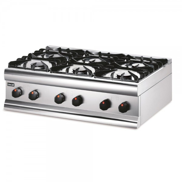 Lincat Silverlink HT9/N 0.9m 6 Burner Gas Boiling Top