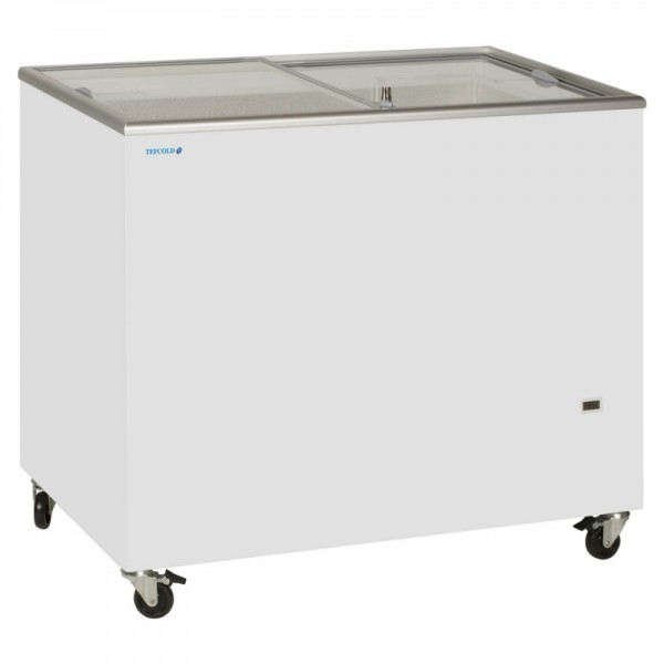 Tefcold IC300SC 296 Litre Sliding Lid Chest  Display Freezer