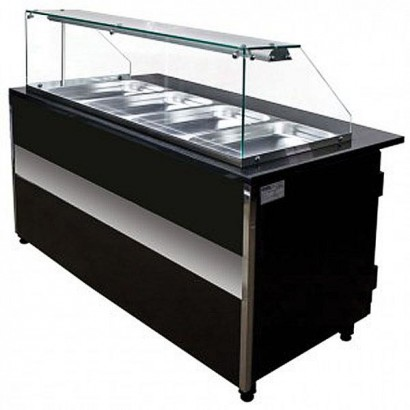 Igloo Gastroline GLC-1000 3 Pan Buffet Display