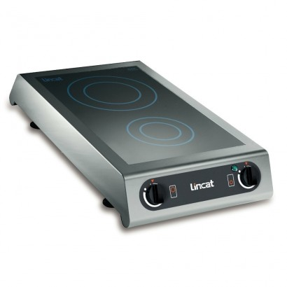 Lincat IH21 Table Top Two Zone Induction Hob
