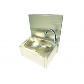 Blizzard Knee Operated Sink