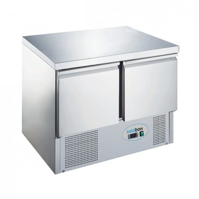 Koldbox KXCC2 Double Door Compact Gastronorm Counter