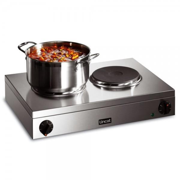 Lincat Lynx 0.6m Double Plate Electric Boiling Top