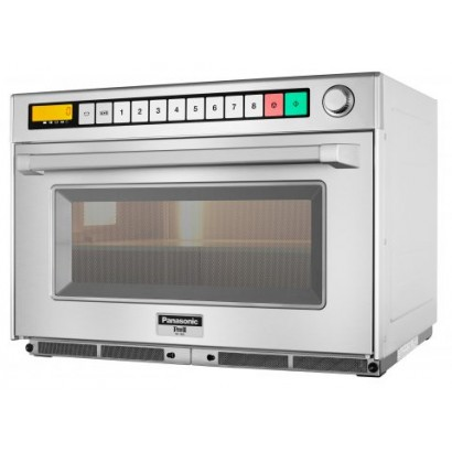 Panasonic NE3280 Super Heavy Duty 3200w Gastronorm Commercial Microwave Oven