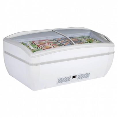 Arcaboa Panoramica HC 2m Manual Defrost High Vision Freezer
