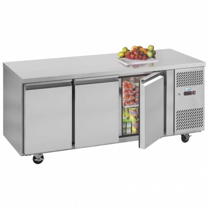Interlevin PH30F 1.8m Gastronorm Freezer Counter