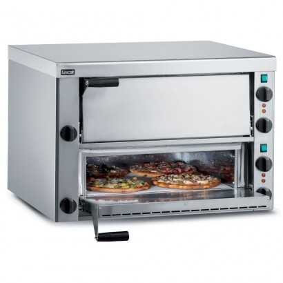Lincat PO89X 0.8m Double Deck Pizza Oven