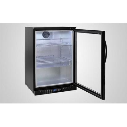 Kool BB1 Black Single Door Bottle Cooler