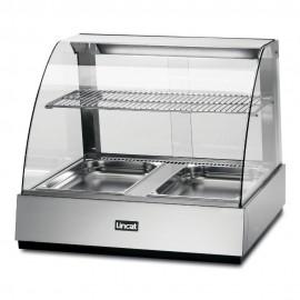 Lincat SCH785 0.8m Counter Top Heated Display Showcase