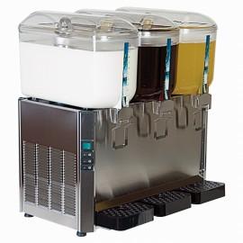 Promek SF336 3 x 12 Litre Milk/Juice Dispenser
