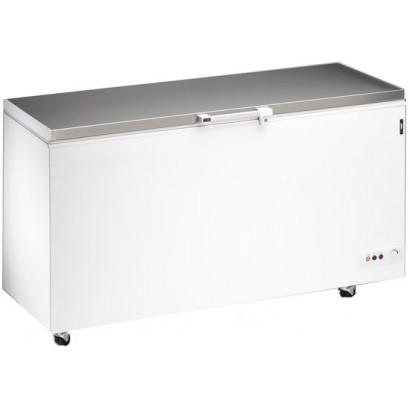 Blizzard SL70 2m Stainless Steel Lid Chest Freezer
