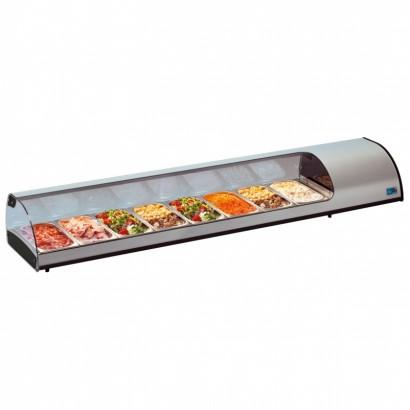 Tecfrigo Tapas 4 Counter Top Display Fridge