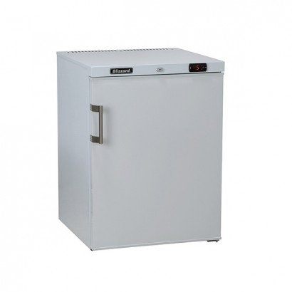Blizzard UCF140WH Under Counter Freezer White